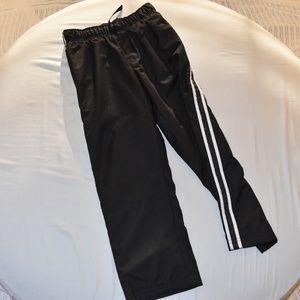 Boys polyester sweatpants